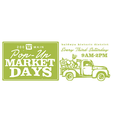 Pop-Up Market Days