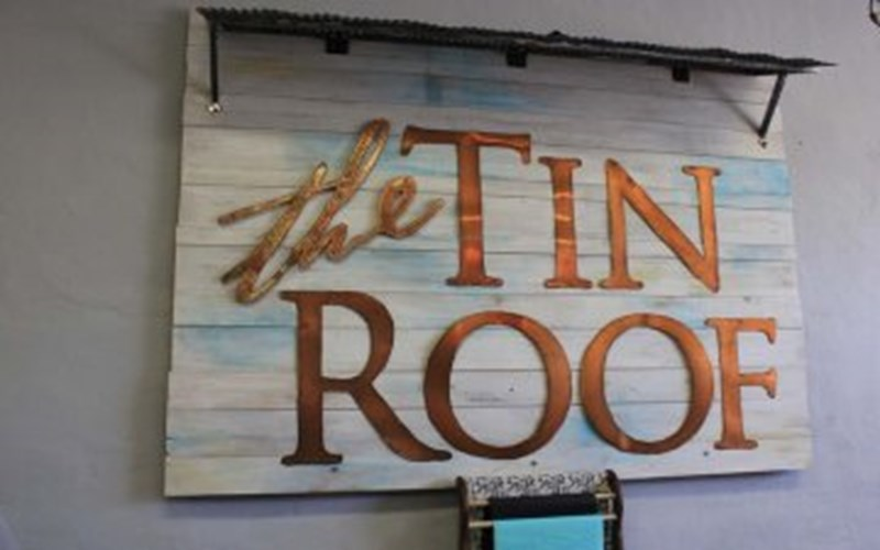 The Tin Roof