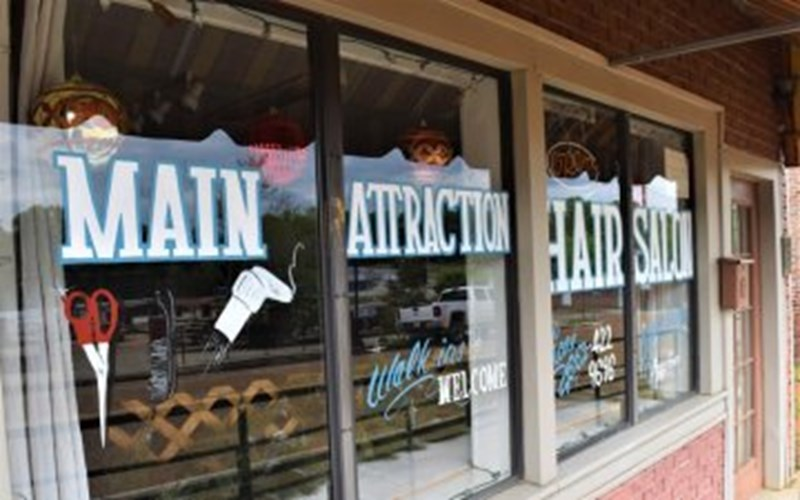 Main Attraction Hair Salon