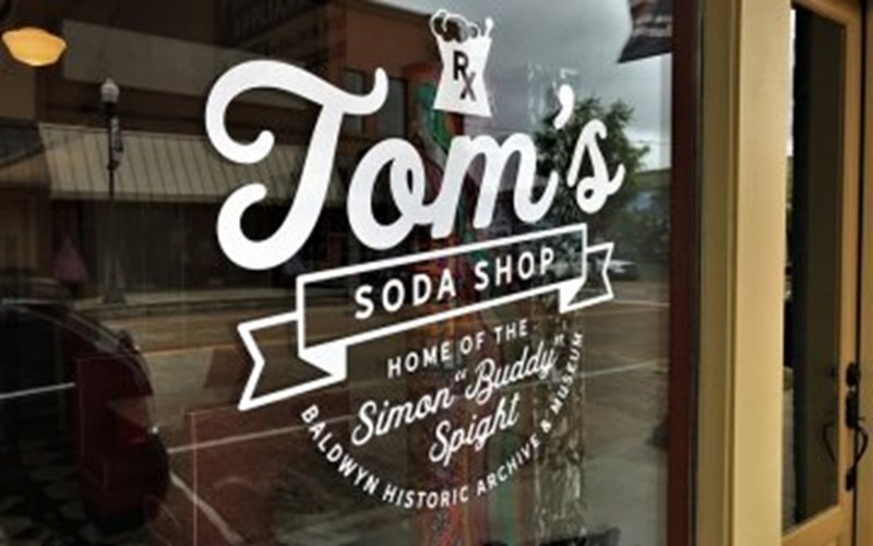 Tom's Soda Shop